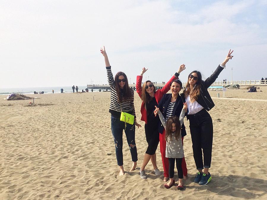 Fashion blogger, irene colzi, elisa taviti, giulia bruni, sandra bacci, fashion blogger toscane, fashion blogger forte dei marmi, forte dei marmi, blogger friends