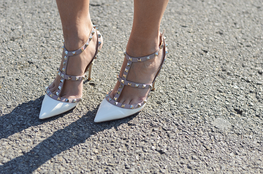 Valentino Rockstud shoes, Valentino shoes, valentino heels, rockstud valentino