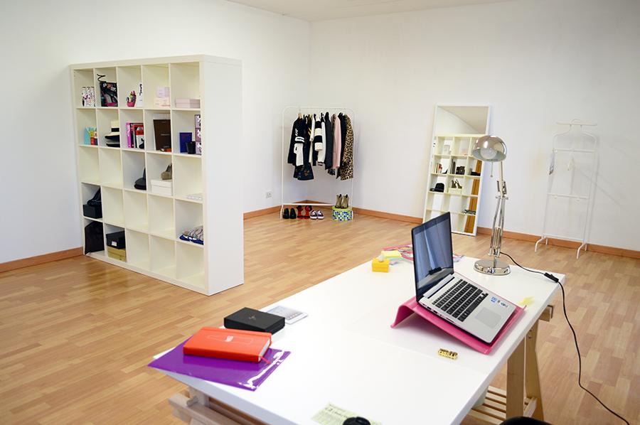 Elisa Taviti ufficio