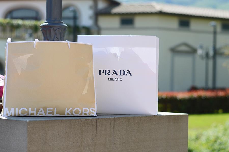 Michael Kors, Prada Barberino Designer Outlet