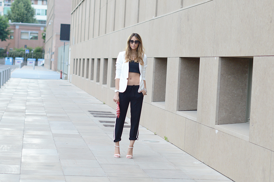 Crop Top Outfit (2)
