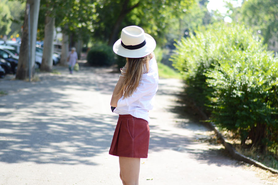 Panama Hat, Fashion Blogger