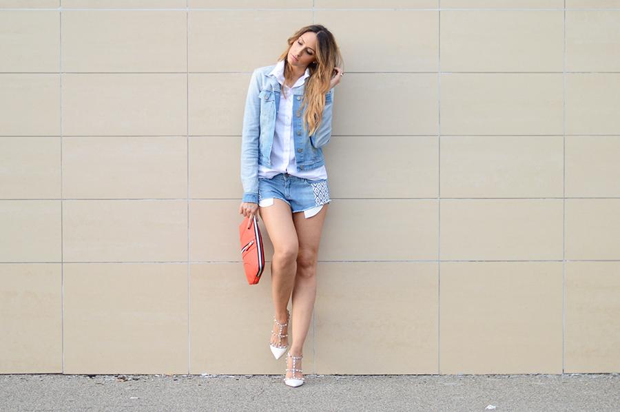 Denim Shorts (1)