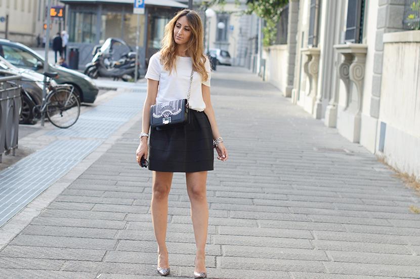 Flared Skirt (3)
