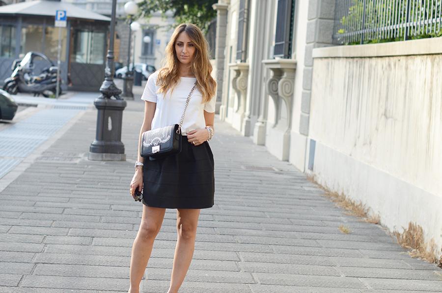 Flared Skirt (4)