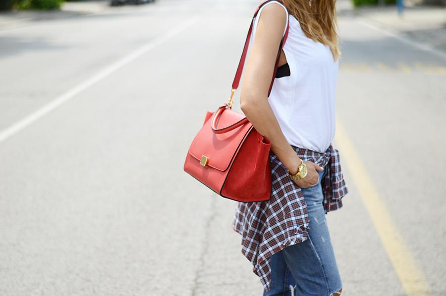 Celine Trapeze Bag (3)