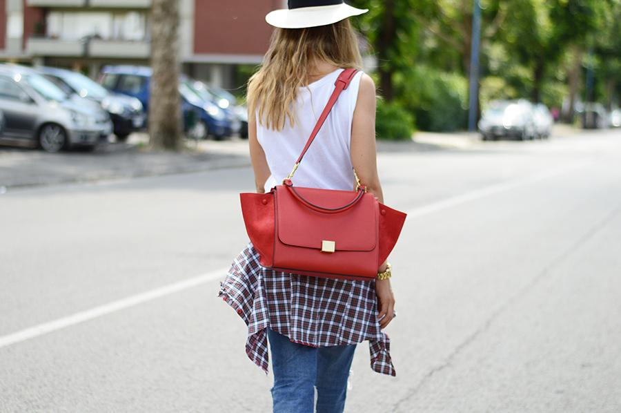 Celine Trapeze Bag (4)