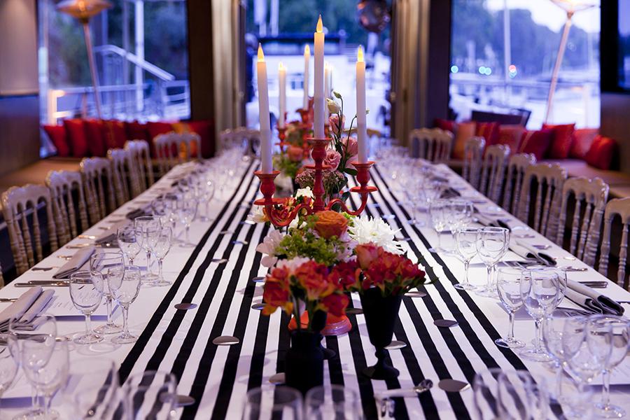Dinner in Paris