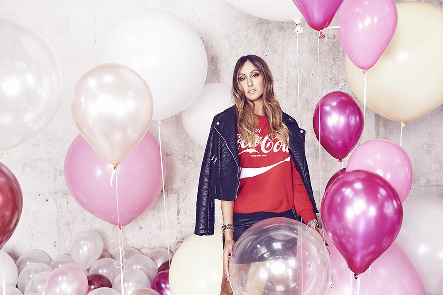 Elisa Taviti Fashion Blogger