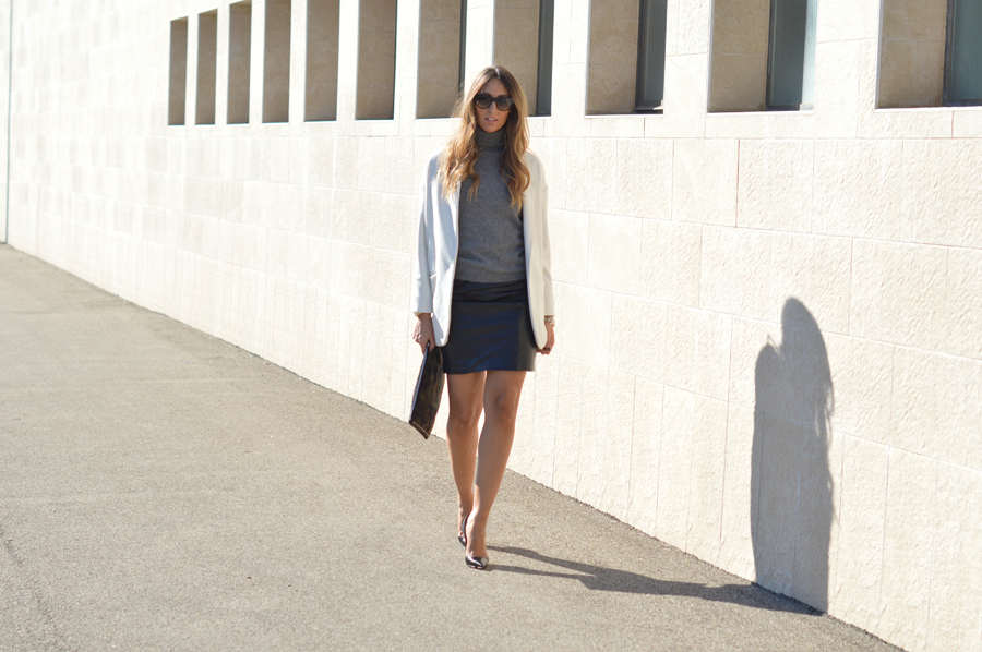 Look Of The Day - Black White Gray