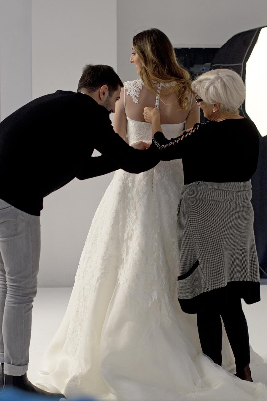 Elisa-Taviti-Blogger-Abito-Sposa-Enzo-Miccio-White