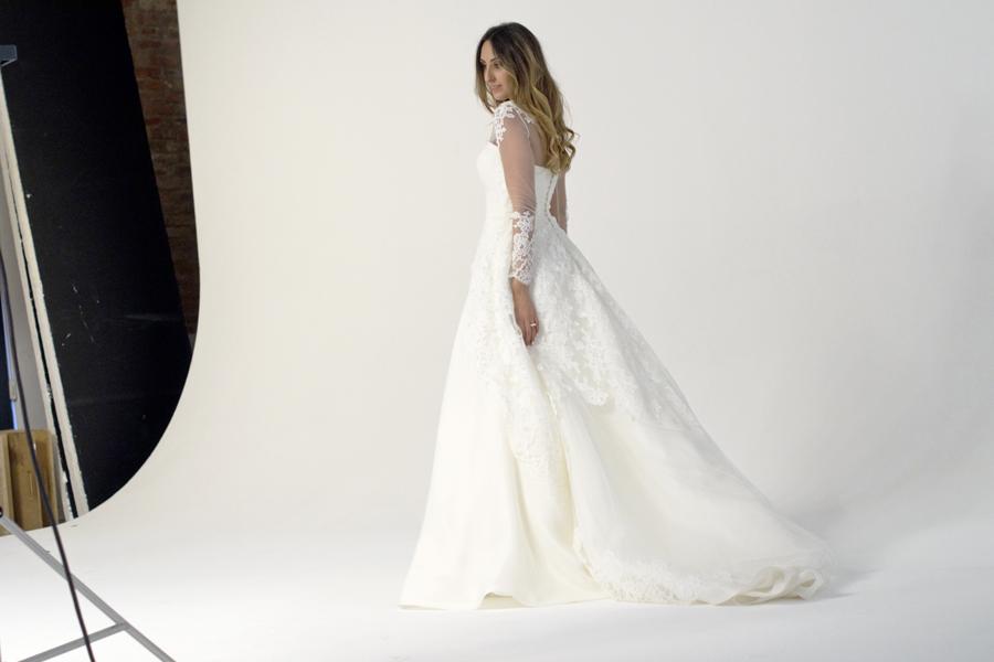 Elisa-Taviti-Fashion-Blogger-Abito-Sposa-Enzo-Miccio