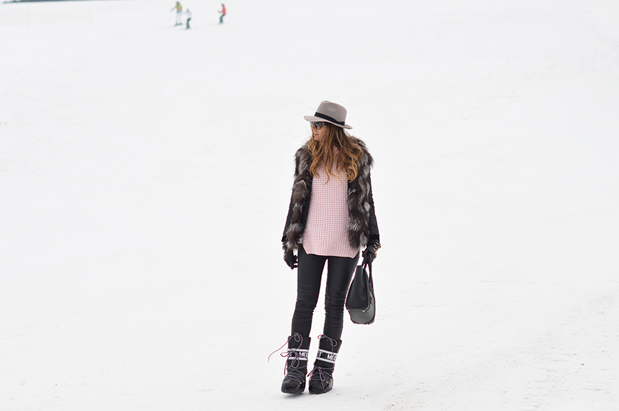 winter look fashion blogger