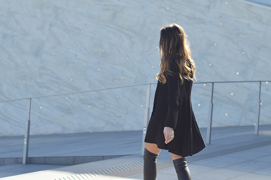 black-dress-outfit