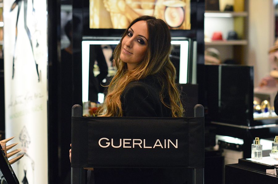 BEAUTY CORNER: GUERLAIN TERRACOTTA - THE EVENT