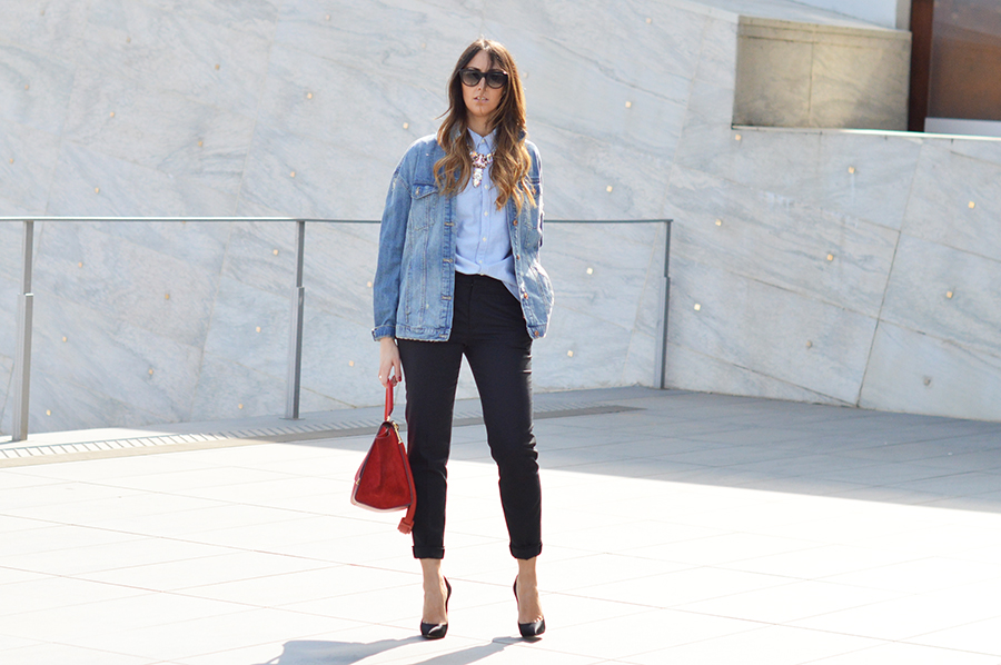 total-denim-look