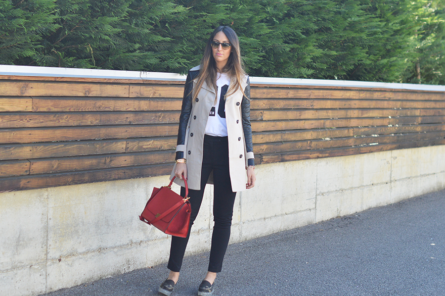 how-to-wear-trench