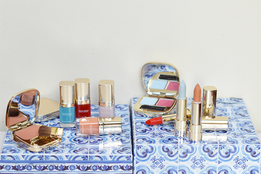 BEAUTY CORNER: DOLCE e GABBANA SUMMER SHINE COLLECTION
