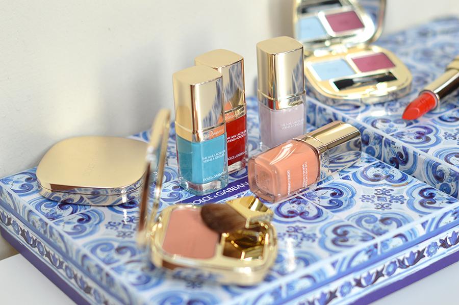 Summer Shine Dolce Gabbana - Beauty Blogger