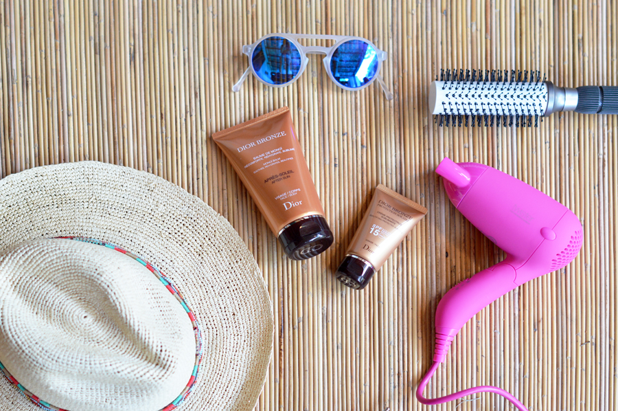 BEAUTY CORNER: SUMMER ESSENTIALS