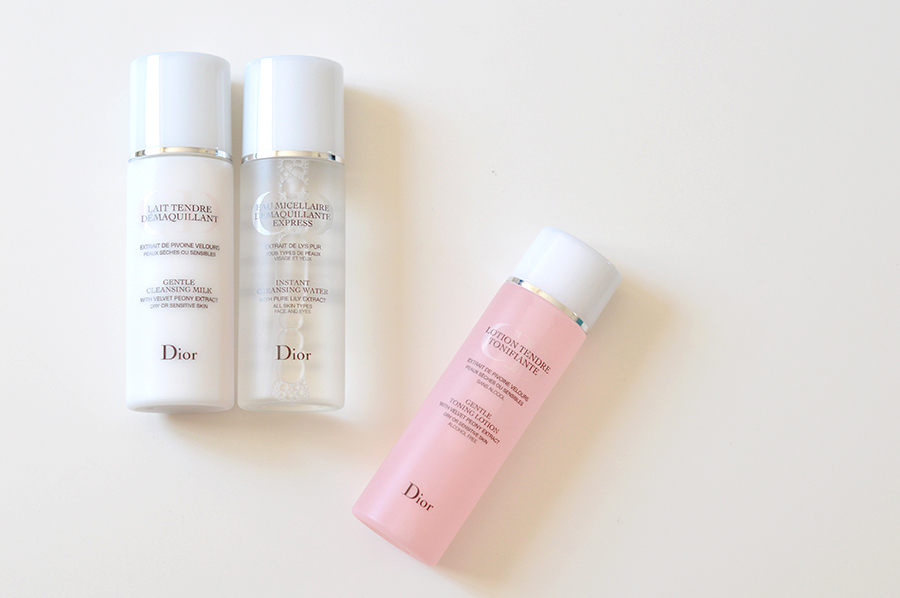 BEAUTY CORNER: DIOR LES DEMAQUILLANTS