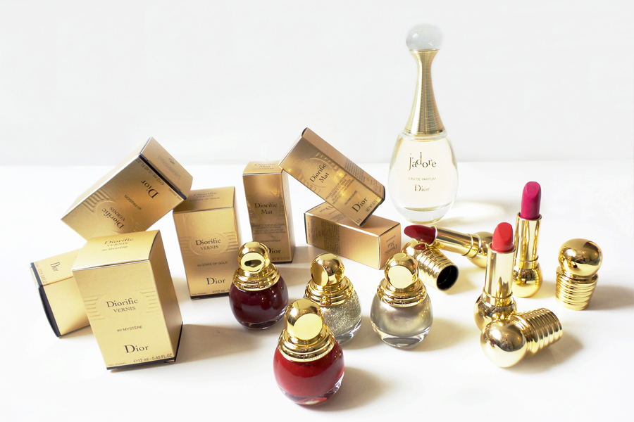 BEAUTY CORNER: DIOR STATE OF GOLD