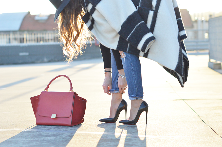 celine-bag-christian-louboutin-shoes
